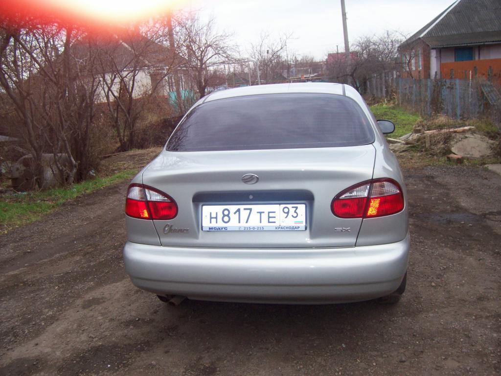Заз шанс, 2012 год, 280 000 руб