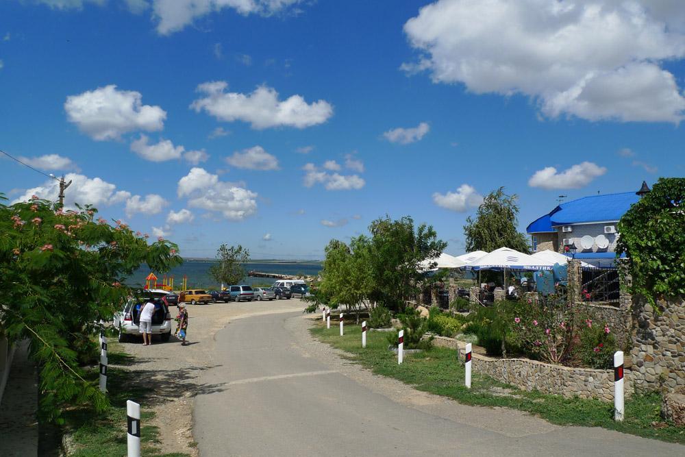Поселок сенной краснодарский край фото