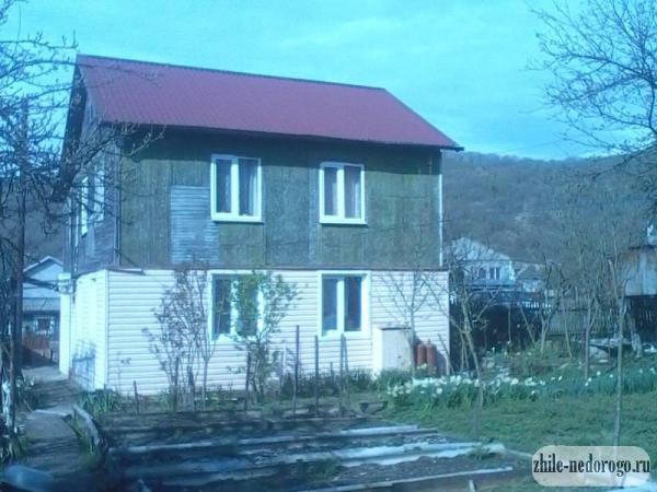 купить дом в туапсинском районе недорого с фото