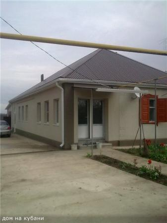 ст. Челбасская купить дом на Кубани  дома с фото