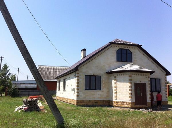 ст. Платнировская купить дом на Кубани  дома с фото